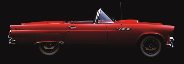 Ford Thunderbird Convertible 1955