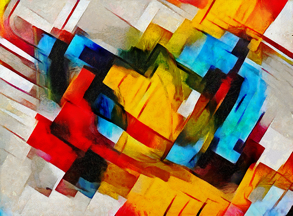 Abstracto Panoramico