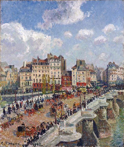 El Puente Nuevo, París