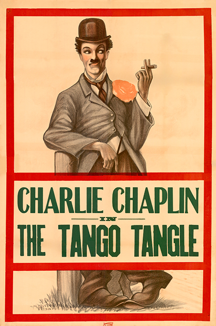 Chaplin - The Tango Tangle