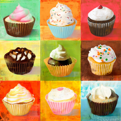 Cupcakes - Cory Steffen
