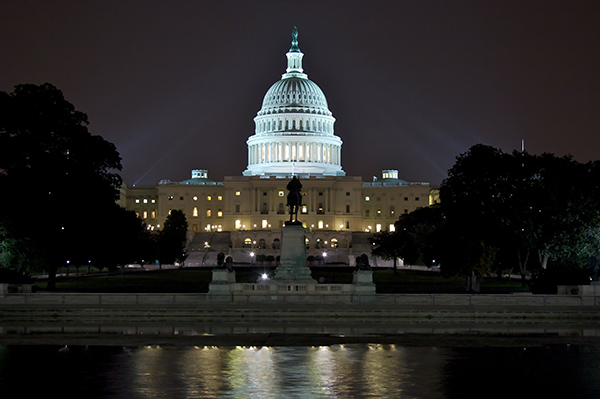 Edificio del Capitolio, Washington DC