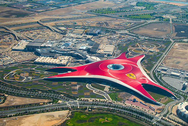 Ferrari World park