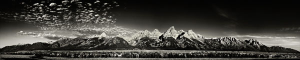 Grand Teton Range - Scott Stulberg