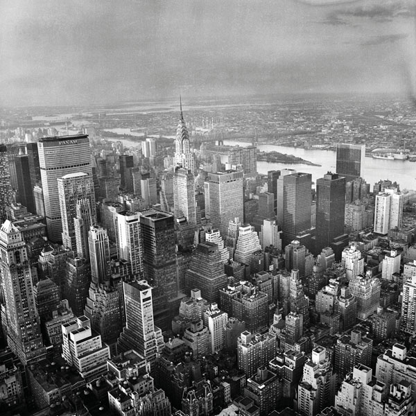 Horizonte de New York