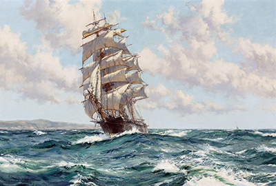 The Clipper Ship North América