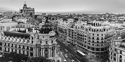 Madrid ByN