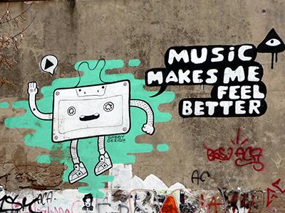La Musica Me Hace Sentir Mejor