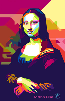 Mona Lisa Pop