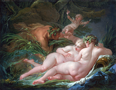 Pan and Syrinx