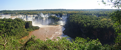 Panorama Cataratas