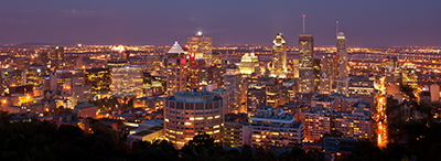 Panorama Quebec, Montreal, Canada II