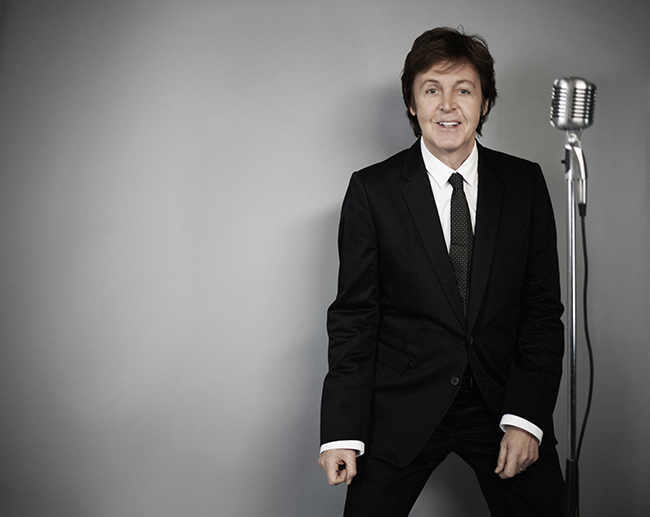Paul McCartney I