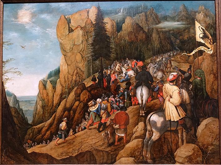 Pieter brueghel el mas joven