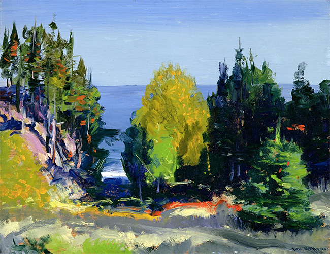 The Grove - Monhegan