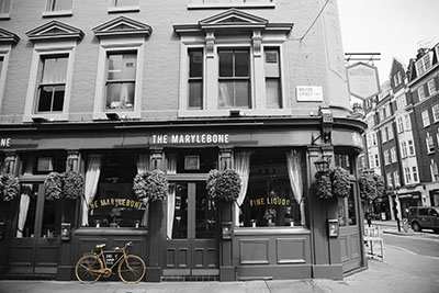 The Marylebone Bar, Londres