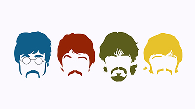 The beatles color