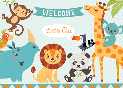 Welcome - Animales