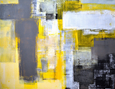Yellow Painting II