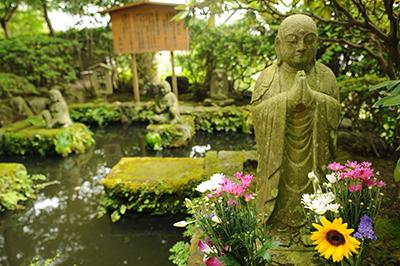 Buda Jardin Zen