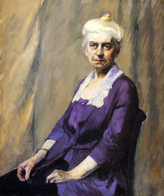 Elizabeth Griffiths Smith Hopper, The Artist\s Mother