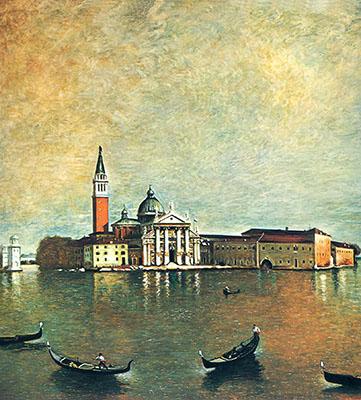 La Isla de San Giorgio