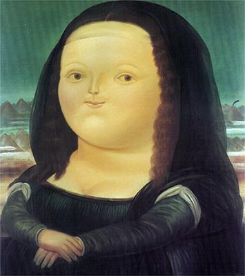 Mona Lisa a los 12 años