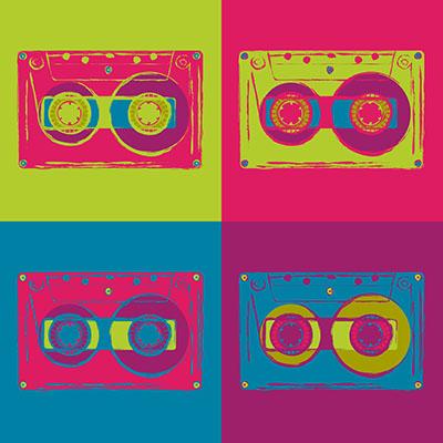 Cassette POP