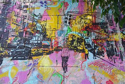 Ciudad a colores II