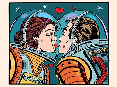 Astronautas pop